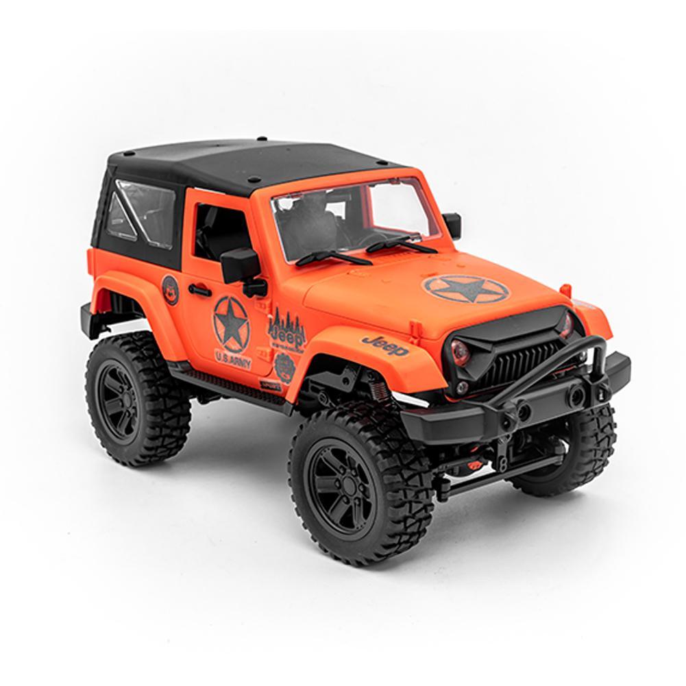 Радиоуправляемые автомобили RCtown F1/F2 1/14 4WD 2,4G радиоуправляемые автомобили RTR гусеничный внедорожный багги для Jeep модели автомобиля светодио...
