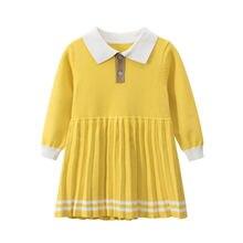 Детская одежда новый осенний свитер для девочек корейская детская