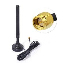 Superbat GSM UMTS HSPA CDMA 3G Omni антенна 824 2170 МГц 5dBi бустер антенна с магнитным основанием SMA разъем для устройств 3G