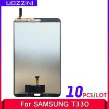 "10 Pcs LCD Display For Samsung Galaxy Tab 4 8.0 T331 T330 8"" LCD Touch Screen Assembly SM-T330 WIFI/ SM-T331 3G(China)"