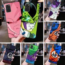 Anime Dragon DBZ Ball Phone Case for Samsung Galaxy S20 FE plus Ultra S6 S7 edge S8 S9