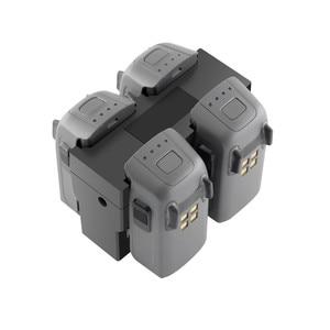 Image 5 - Batterie Ladegerät für DJI Funken Drone Parallel Schnelle Lade Hub FÜR DJI FUNKEN 4in1 Intelligente Flug Batterie Manager Zubehör