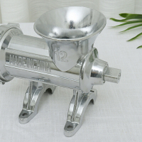 Manual Multi Meat Grinder Mincer Sausage Filler Chopper Pasta Maker Table for Home DNJ998