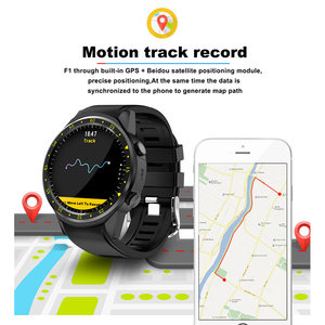 Image 5 - F1 Smart Watch Men SIM Card Sports SmartWatch GPS Support Pedometer Bluetooth 4.0 Camera Wristwatch Women for IOS Android Phone