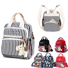 Diaper Bag Mommy Backpack Waterproof Large Capacity Stroller Diaper Organizer Mummy Maternity Bags Baby Nappy Bag free shipping fashion baby diaper bag large capacity mummy bag multi function nappy bags baby stroller bag