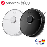Original Xiaomi Roborock S5 Max Robot Vacuum Cleaner Smart Laser Navigation 2000Pa Mop 290ml Water Tank AI Recharge Support Al|Vacuum Cleaners| |  -