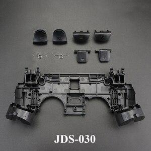 Image 2 - Yuxi 2 Set Rubber Vervanging Siliconen Geleidende Lijm Knop Pad Toetsenborden Voor Sony PS4 Voor Playstation Dualshock 4 Controller