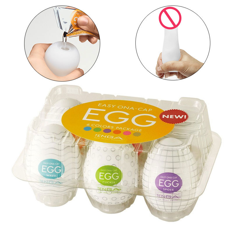 Wavy Masturbation Egg Vagina Real Pussy Male Masturbator For Men Adult Games Erotic Accessories BDSM Sex Shop Toys For Couples
