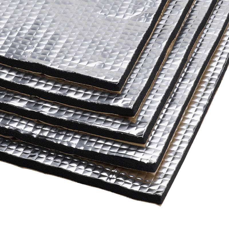 3D Printer Part Heated Bed Thermal Insulator Cotton Heat Insulation Mat For Heatbed Aluminum Pad PCB VH99