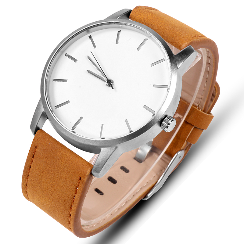 LOLIA Relojes Hombre Watch Men Ultra-thin Mens' Watch Fashion Sport Waterproof Men's Watches Leather Casual Relogio Masculino