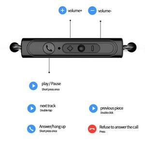 Image 5 - Проводные наушники вкладыши EARDECO 3,5 мм, спортивные стереонаушники с супер басами, гарнитура с микрофоном, динамический наушник для iPhone