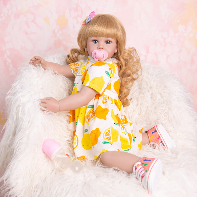 Кукла-младенец KEIUM 24D150-C624-S13-H20-H162 1