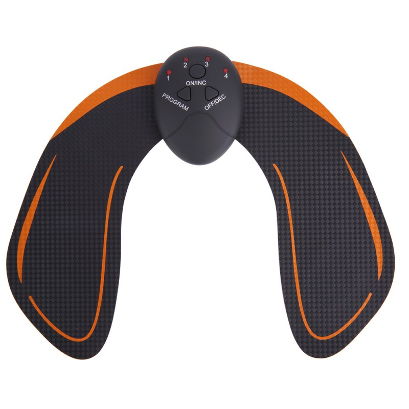 EMS Hips Trainer Muscle Stimulator ABS Fitness Buttocks Butt  Enhancing Lifting Toner Slimming Massager Unisex Without Retailbox
