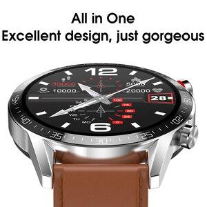 Image 2 - Reloj Inteligente Smart Watch Bluetooth Call IP68 ECG 2021 Smartwatch Men Sprot Smart Watch For Android Xiaomi Huawei IOS Iphone