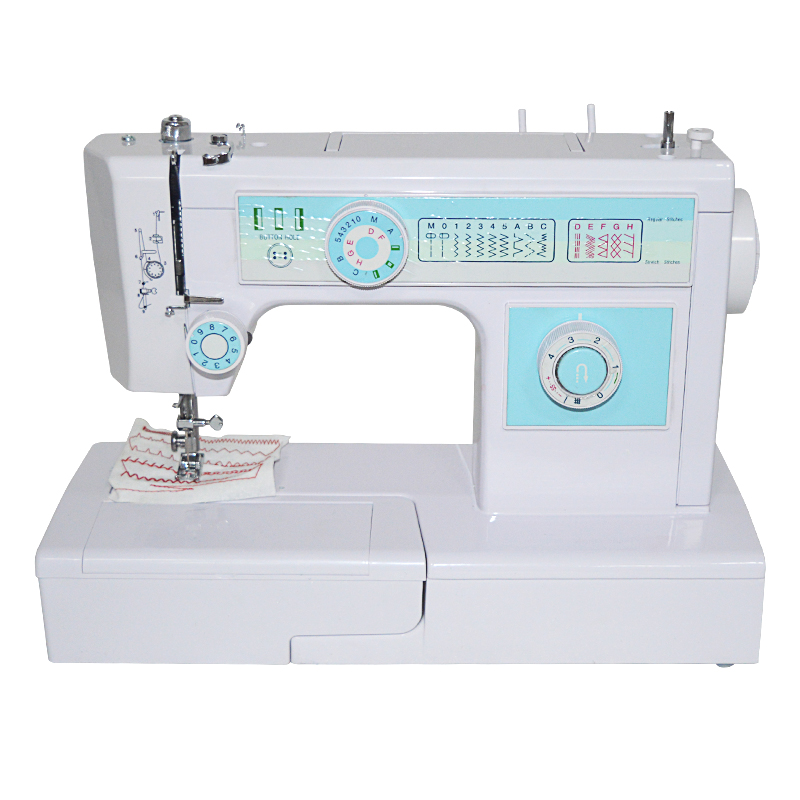 1pc JH653 Origian Chinese Famous Brand ACME Household Sewing Machine Multifunctional Sewing Machine 220v