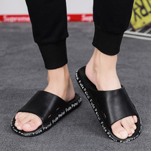 Chinelos sandálias de verão chinelos de massagem para chinelo masculino grande plus size sandale femme teenchinelos mannen claquette