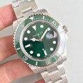 Заводские продажи AAA высокое качество Rolexable 116610LN 116600 Автоматический ход Мужские t Cal.2813 Корона сапфир Дата AAA Мужские часы