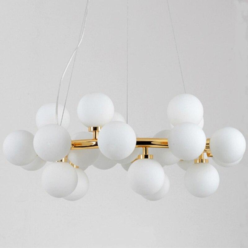 Post-Modern Minimalist Creative living room  Ceiling Lamp Pendant Lamp American  restaurant room personality led retro lamps