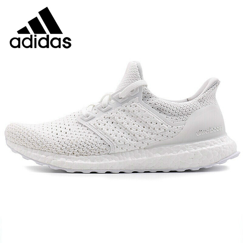 Original Adidas UltraBoost Clima Mens Sneaskers Lightweight Mesh Breathable Non-slip Durable Fitting Tennis Running Shoes BY8888