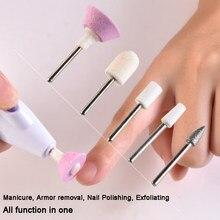 Portable Electric Nail Drill Machine Kit Manicure Drill Nail Art Pen File Nail Tools Grinding Burnishing Polisher Pedicure Kit