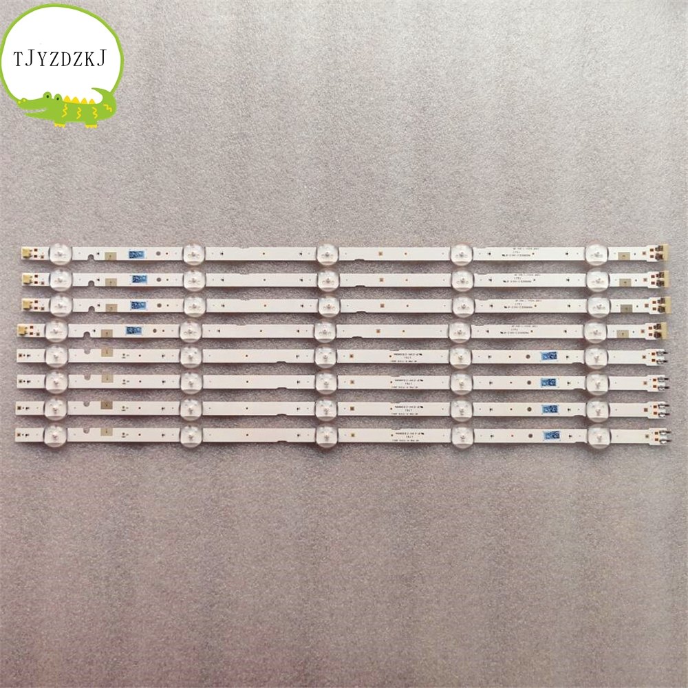Good Test LED Backlight Strip For Samsung UN50J5200AF UN50J5000AF BN96-37774A BN96-37775A 47-FHD-L-171219-JEDI2 -R