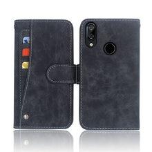 Hot! BQ 6040L Magic Case High quality flip leather phone bag cover Case For BQ 6040L Magic with Front slide card slot