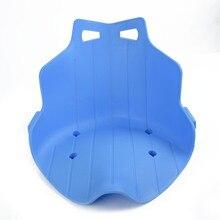 Пластиковое сиденье для Kart ХОВЕРБОРДА части сиденья Высокое качество Замена аксессуары