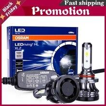 H4 H11 H7 H1 Led Hb2 Hir2 9012 9005 9006 Hb4 Hb3 Headlight Bulbs Car Fog Lights 12v 6000k Running Auto Head Lamp