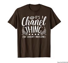 Het Chanel Ding Zou Je Niet Begrijpen T-shirt
