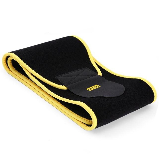 Women Waist Trimmer Belt Neoprene Waist Sweat Band for Slimmer Water Weight Loss Mobile Sauna Belts Strengthen Tummy 1
