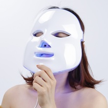 Foreverlily Led Therapy Mask Light Face Mask Therapy Photon Led Facial Mask Korean Skin Care Led Mask Therapy-in LED Mask from Beauty & Health on AliExpress