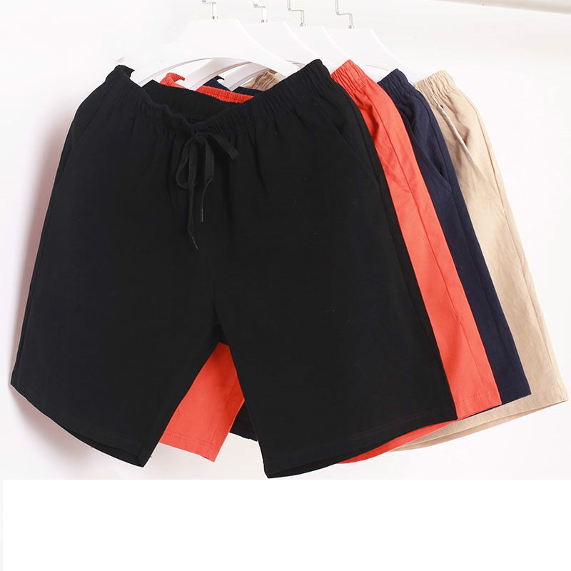 2020 Summer Casual Shorts Men's Cotton Fashion Style Man Shorts Bermuda Beach Shorts Plus Size Short Men Male Sports Shorts