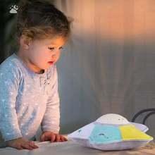 Детские мягкие игрушки набивные ночные со светодиодной подсветкой