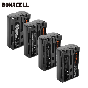 Аккумулятор bonacel для камеры Sony A57, A58, A65, A77, A99, A550, A560, A580, 2400 мАч, аккумулятор L50
