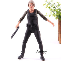 NECA The Terminator Dark Fate Sarah Connor Action Figure PVC Collectible Model Toy