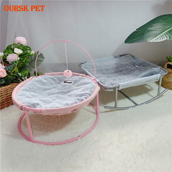 Cat Cage Pet Hammock Rat Hamster Toys Guinea Pig Cage Cats Dogs Nest Cage Swing For Small Animals