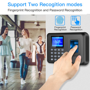 Fingerprint Attendance Machine Intelligent Biometric Fingerprint Time Attendance Machine Time Clock Recorder Device Employee
