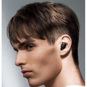 Image 5 - Original Xiaomi Redmi Airdots 2 TWS  Earphone  True Wireless Bluetooth 5.0 Stereo bass With Mic Handsfree Earbuds AI Control
