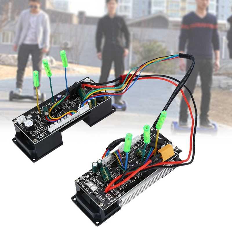 Carte mère pratique Stable pour le Kit de réparation professionnel de carte de Circuit imprimé de Bluetooth de Scooter d'équilibre facile installent le récepteur à distance