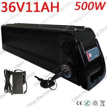 36V 10AH akumulator do rowerów elektrycznych 36V 8AH 9AH 10AH 11AH 12AH 13AH bateria litowa do 36V500W 350W 250W bateria Ebike silnika tanie i dobre opinie ETARIO 10-20ah 36 v H3611 10400(mah) 36(V) 2(A) 390*75*110(mm) electric bicycle Electric bike lithium battery Power Battery