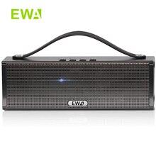 EWA D560 블루투스 프리미엄 스테레오, 20W 드라이버 및 2 개의 패시브 서브 우퍼, HIFI HD 사운드 향상된베이스, 마이크 지원 TF AUX