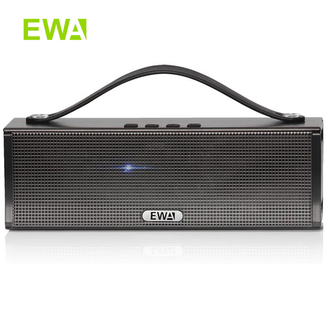 EWA D560 Bluetooth Premium Stereo,20W Drivers and Two Passive Subwoofers, HIFI HD Sound Enhanced Bass with Mic Support TF AUX