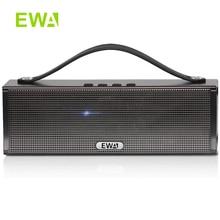 EWA D560 Bluetooth Premium estéreo, controladores de 20W y dos subwoofer pasivos, HIFI Sonido HD bajos mejorados con micrófono soporte TF AUX
