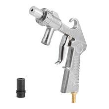 35mm Nozzle Portable Sandblasting Gun Tube Rust Remove Tool Sets With Air Siphon Feed Nozzle Abrasive Air Sand Blasting Gun Kit high quality sandblasting gun kit with 3 nozzles