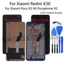 """667 """"оригинал для xiaomi redmi k30 ЖК экран дисплей сенсорный"""