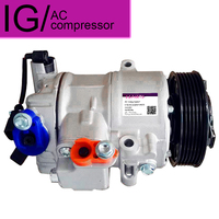 CAR AC COMPRESSOR FOR VW BORA GOLF 6Q0820803G 6Q0820803J 6Q0820803P 6Q0820808 6Q0820808B 6Q0820808D 6Q0820808F 6Q0820808FX