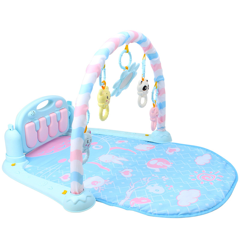 Pedal Infant Fitness Frame Maker Piano Music Non-Baby Toy 3-6-12 Month Plastic