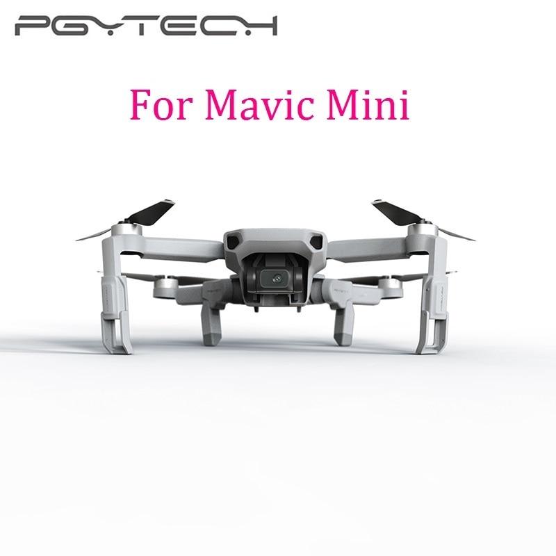 For DJI MAVIC MINI PGYTECH Landing Gear Stand Extension Leg Support Protector