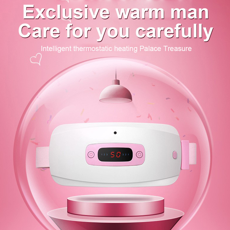 Menstrual Pain Relief Machine Natural Period Cramps Relief Heating Belt