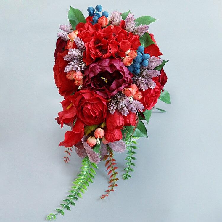 Букеты хвостиком, свадебные букеты для мамы невесты дорогие купить в балашихе